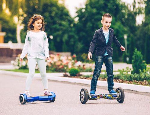 Jak vybrat hoverboard pro děti? Doporučujeme hoverboardy do 6 000 Kč