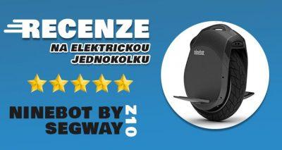 Ninebot by Segway Z10 - Recenze na TOP elektrickou jednokolku