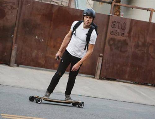 Elektrický skateboard: revoluce jízdy na prkně