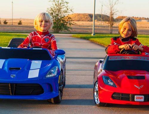 Dětská elektrická vozítka: hračka, která vaše dítě potěší a zároveň naučí
