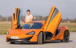 Adrenalinový zážitek - Sportovní auta