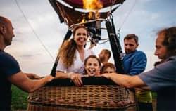 Adrenalinový zážitek - Let balónem