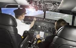 Adrenalinový zážitek - Letecký simulátor