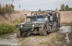 Adrenalinový zážitek - Terénní auta