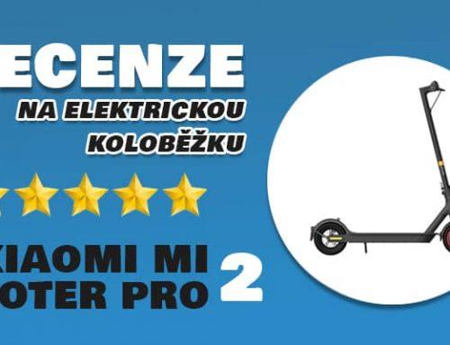 Xiaomi Mi Electric Scooter Pro 2 recenze: dejte sbohem přeplněné MHD a ucpaným silnicím