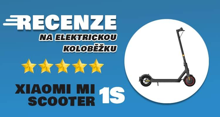Xiaomi Mi Electric Scooter 1S EU - Recenze a zkušenosti