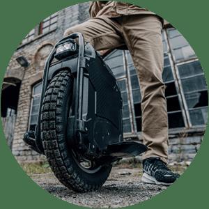 Elektrická jednokolka Veteran Sherman